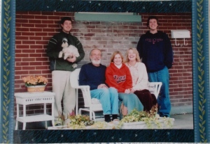Christmas card picture
