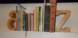 joe's old books