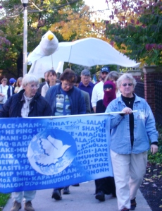 Walk for World Peace and Solidarity