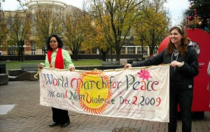 World March for Peace