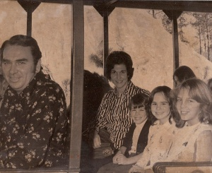 Joe, Pat, Little Joe, Mary, Trish