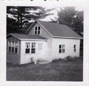 silver cabin