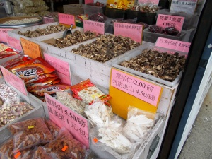 Toronto Chinatown market