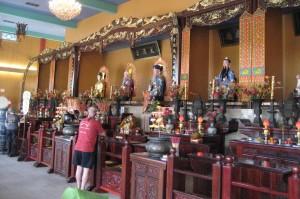 lnside Temple