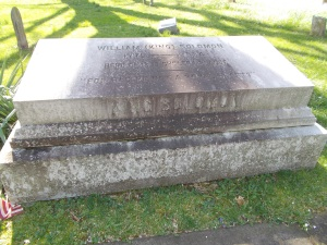 "One of many interesting people buried here is William ""King"" Solomon (1775-1854). In 1833 he was named both the Town Drunk and the Town Hero. The cholera epidemic had killed 500 townspeople in two months … King Solomon stayed in Lexington to dig graves, earning the lasting respect of the town."