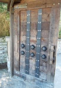 Tokugawa Gate door