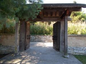 Tokugawa Gate entrance